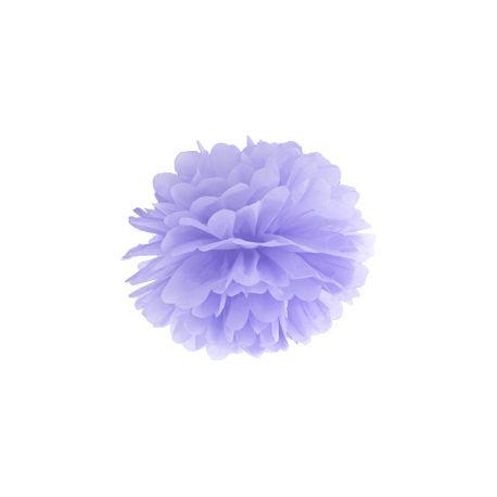 Pom pom 25cm - fialová farba