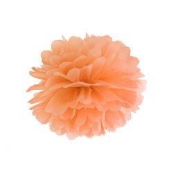 Oranžový Pom pom - 35cm