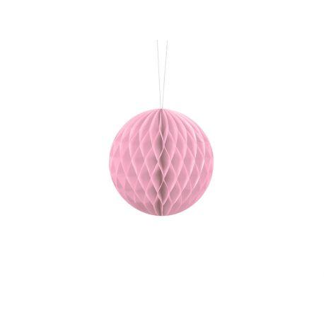 Honeycomb Ball 10cm ružová