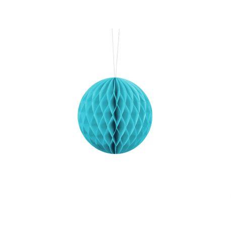 Honeycomb Ball 10cm tyrkysová