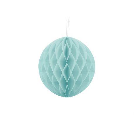 Honeycomb Ball 20cm svetlo modrá