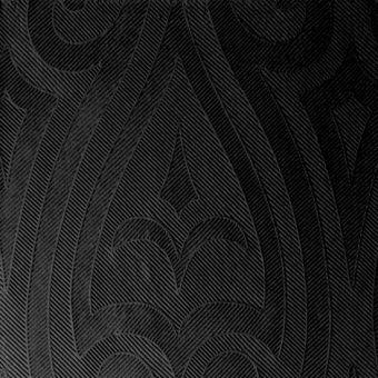 Čierne obrúsky Elegance Lily 40x40cm
