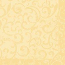 Krémové luxusné obrúsky Sarala 40x40cm